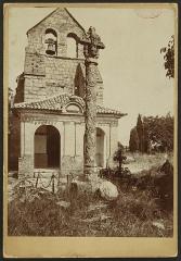 Croix du 17e siècle -