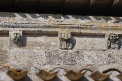 Eglise Saint-Martin - Église Saint-Martin de Francs