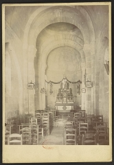 Eglise Saint-Pierre de Tourtirac -