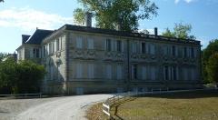Château de Tauzia - English: summer 2012