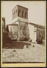 Eglise Saint-Sulpice de Lafosse -