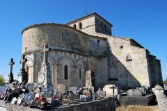 Eglise Saint-Pierre - Français:   Église Saint-Pierre de La Lande-de-Fronsac