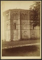 Eglise paroissiale Saint-Pierre-ès-Liens du Haut-Langoiran -