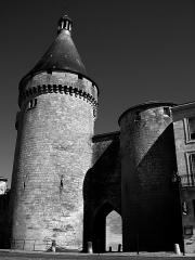Porte du Port -  Libourne.