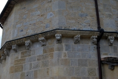 Eglise Saint-Martin - Église Saint-Martin de Lugaignac