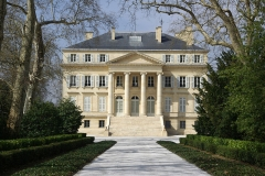 Château - English: Château Margaux in Margaux (Gironde, France). National Heritage Site of France.