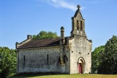 Domaine de Roquetaillade - Chapelle du château de Roquetaillade
