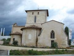 Ancienne église Saint-Vincent -  La Vieille Eglise St-Vincent, Mérignac, Aquitaine, France