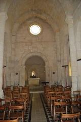 Eglise Notre-Dame de Parsac - Français:   Église Notre-Dame de Parsac,  (Classé, 2002)