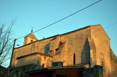 Eglise Saint-Pierre - Français:   Eglise Saint-Pierre, Puisseguin, France