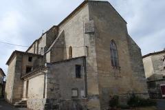 Eglise Saint-Pierre - Français:   Église de Puisseguin,  (Classé, 1914)