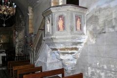 Eglise Saint-Seurin - Église Saint-Seurin de Saillans