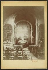 Eglise Saint-Caprais -