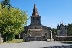 Eglise Saint-Martin du Bois - Français:   Église Saint-Cyr de Saint-Ciers-d\'Abzac