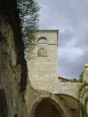 Ancien couvent des Cordeliers - Français:   Ancien couvent des Cordeliers de Saint-Emilion, Gironde. L\'Eglise.