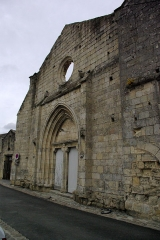 Ancien couvent des Cordeliers - This image was uploaded as part of Wiki Loves Monuments 2013.