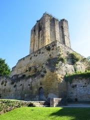 Donjon fortifié, dit Château du Roi - Français:   Château du Roi de Saint-Émilion.