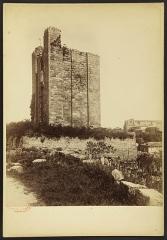 Donjon fortifié, dit Château du Roi -
