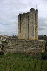 Donjon fortifié, dit Château du Roi - This image was uploaded as part of Wiki Loves Monuments 2013.
