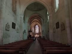 Eglise collégiale Saint-Emilion - Français:   Collégiale de Saint-Émilion (Gironde, France), site inscrit aux Monuments historiques français (PA00083728) et au patrimoine mondial de l\'UNESCO (Juridiction de Saint-Émilion).