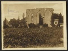 Ancienne église du couvent des Dominicains, dit des Jacobins -