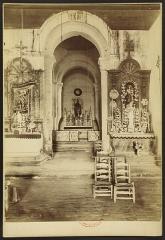 Ancienne église Saint-Martin de Mazerat -