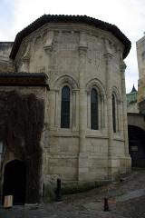 Ermitage ou Chapelle de la Trinité - This image was uploaded as part of Wiki Loves Monuments 2013.