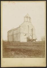 Eglise de Magrigne ou Chapelle Sainte-Quitterie -