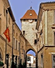 Enceinte fortifiée de la Ville - This building is classé au titre des monuments historiques de la France. It is indexed in the base Mérimée, a database of architectural heritage maintained by the French Ministry of Culture,under the reference PA00083776 .