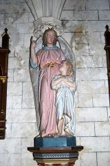 Eglise Saint-Roch de Saint-Sulpice - Église Saint-Roch de Saint-Sulpice-et-Cameyrac