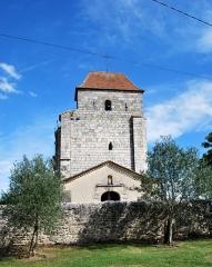 Eglise Saint-Jean-Baptiste de Cameyrac - Français:   Église Saint-Jean-Baptiste de Cameyrac