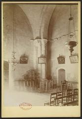 Eglise de Saint-Léger de Vignague -