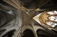 Eglise collégiale Notre-Dame - Collégiale Notre-Dame d'Uzeste