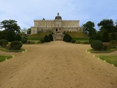 Château de Vayres - Français:   Prise du 17 septembre 2011 lors de la préparation à la prestation pour les journées du patrimoine.