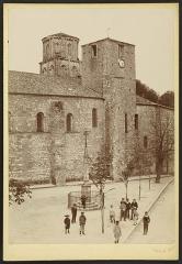Ancienne abbaye Saint-Pierre de Vertheuil -