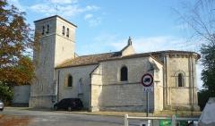 Eglise Saint-Martin - English: summer 2012