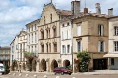 Maison dite de l'Astronome - Français:   Maison de l\'Astronome à Bazas, Gironde, France