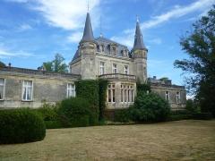Château de Malleret - English: summer 2012