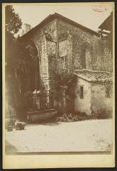 Monastère d'antonins et son moulin -
