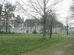 Château de Castillon - Français:   Château de castillon à Arengosse, dans le département français des Landes