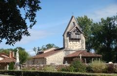 Eglise Saint-Vincent de Xaintes - This building is inscrit au titre des monuments historiques de la France. It is indexed in the base Mérimée, a database of architectural heritage maintained by the French Ministry of Culture,under the reference PA00083927 .