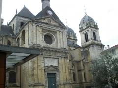Ancienne Cathédrale Sainte-Marie (église Notre-Dame) - Français:   Cathédrale Notre-Dame de Dax (Classé)