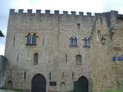 Ancien Donjon de Lacataye - Français:   Donjon Lacataye (Inscrit)