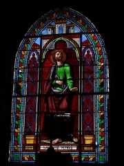 Eglise Saint-Pierre - English: Saint-Peter's church of Montfort-en-Chalosse (Landes, Aquitaine, France).