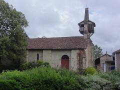 Ancienne église Notre-Dame - English:   Moustey (Landes) église Notre-Dame