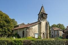Ancienne église Notre-Dame - Français:   Église Notre-Dame de Moustey (Inscrit)