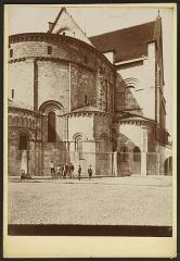 Cathédrale Saint-Caprais -