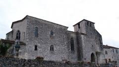Eglise Saint-Nicolas - Français:   Église Saint-Nicolas de Pujols,  (Inscrit, 1926)