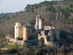 Château de Bonaguil - Français:   Château de Bonaguil (Lot-et-Garonne, France)