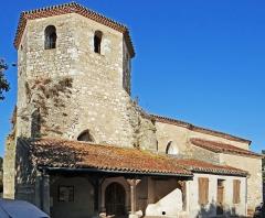 Eglise de Saint-Hilaire - Français:   Saint-Hilaire-de-Lusignan - Église Saint-Hilaire